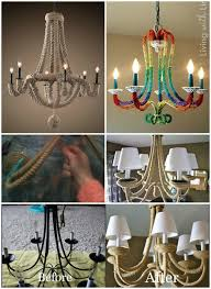 Lampshades For Chandeliers 16 Genius Diy Lamps And Chandeliers To Brighten Up Your Home Diy