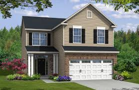 Rivergate Floor Plan by River Gate New Single Family Homes In Clemmons Nc Shugart Homes