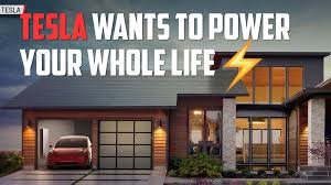 zero net energy homes tesla hometown to require new homes have solar be u0027ev ready