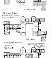 Biltmore Estate Floor Plans Biltmore House Floor Plans Blueprints Biltmore Estate Floor Plan