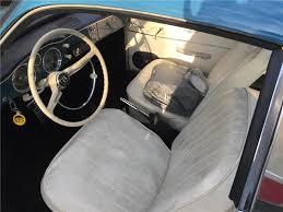 Karmann Ghia Interior 1960 Volkswagen Karmann Ghia 184304