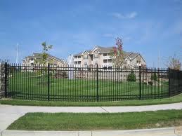 ornamental fencing wrought iron lindon utah simrock fence