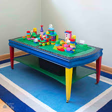 Play Table With Storage by 35 Diy Lego Table Storage Ideas You Simply Can U0027t Resist