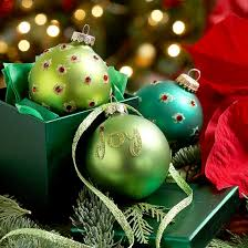 tree ornaments and easy embellished christmas tree ornaments better homes