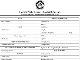best boat purchase agreement pictures resume samples u0026 writing