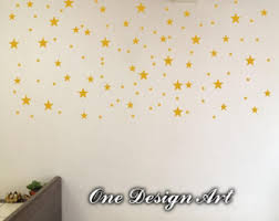 Star Decals For Ceiling by Galaxy Wall Decal Etsy