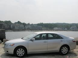 lexus truck 2007 2007 toyota camry hybrid running on inspiration or just fumes