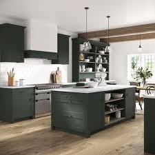 green kitchen cabinets with white island green kitchen ideas best ways to introduce green in your