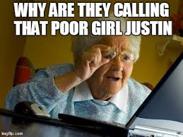 Funny Justin Bieber Memes - grandma finds the internet meme imgflip