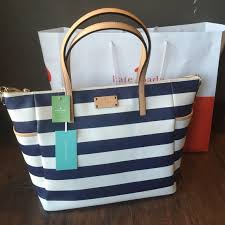 nautical bags sale new kate spade nautical tote shopping bags