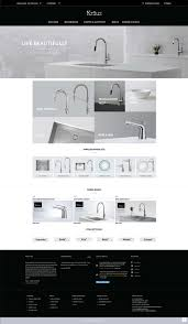 kraus website redesigning u2014 shahrzad amri
