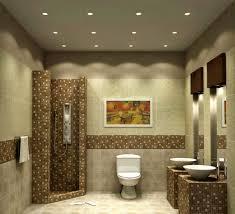 bathroom ceilings ideas creative bathroom ceiling lights spotlights all the room