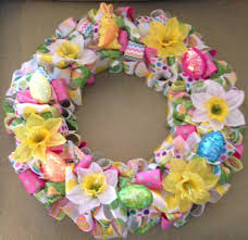 how to make easter wreaths how to make an easter wreath palmabella s passions