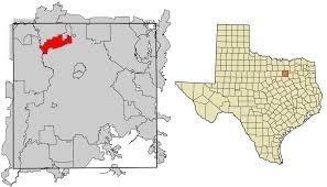 Dallas Area Map by Farmers Branch Texas Wikipedia