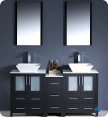 double bowl sink vanity vanity bowl sink lofty design bathroom vanity bowls sinks units