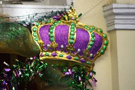 mardis gras decorations ladee s travels mardi gras decorations in quarter