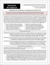 executive resumes index of images
