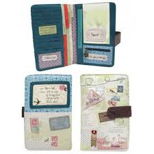 travel document holder images Bon voyage luxury travel document wallet jpg