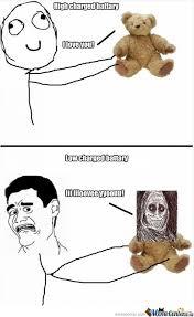 Snuggle Bear Meme - teddy bear by mrklaus meme center
