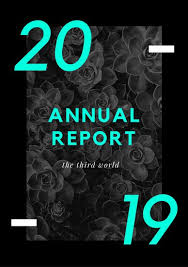 portfolio management reporting templates cool annual report black customize 860 report templates canva