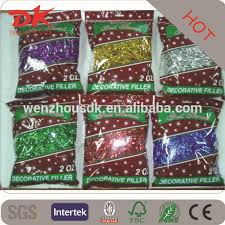 foil shreds 2oz christmas metallic foil shreds buy christmas shredded tinsel