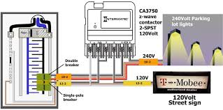 how to wire ca3750 z wave contactor zwave basics larger image