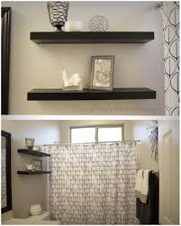 bathroom black white and red bathroom decor fantastic black and