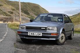 nissan car 2012 new car 1986 nissan bluebird 2 0slx u2013 hubnut u2013 celebrating the