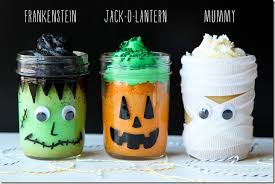 Halloween Treats Halloween Treats In Jars Mason Jar Crafts Love