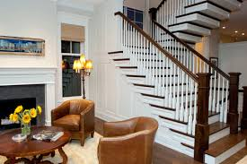 Banister Styles The New Craftsman Style Staircase