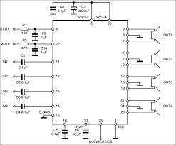 quad amp wiring diagram wiring diagram byblank