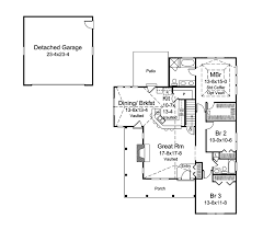 cottage home floor plans country cottage home plan 121d 0016 house plans and more