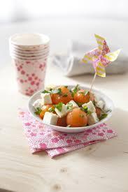 cuisine sucré salé salade sucré salé melon feta et basilic pour 4 personnes recettes