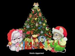 merry animated greetings to all my family and friends