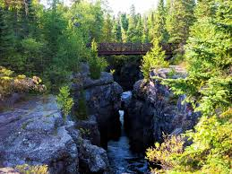 Temperance River State Park Map 10 Waterfalls On Minnesota U0027s North Shore The Weekend Guide