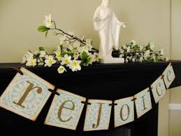 Easter Decorations For The Home Home Design Mesmerizing Religious Table Decorations For Easter