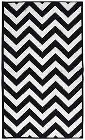 Zig Zag Area Rug Amazon Com Garland Rug Chevron Area Rug 5 By 7 Feet Large
