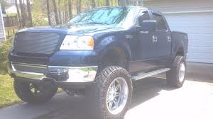 ford lifted 2006 ford lifted truck f150 xlt 5 4 tritonlariat for sale