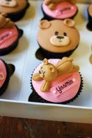 22 best teddy bear cupcakes images on pinterest teddy bear