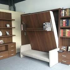 Folding Bed Sofa Murphy Bed With Sofa Transformable Bed Sofa Systems That Save