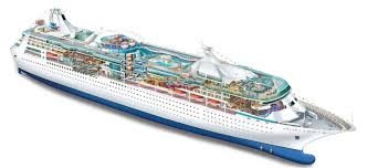 vision of the seas royal caribbean uk