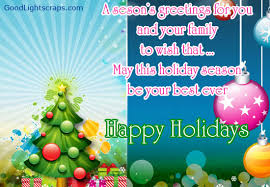 happy holidays seasons greetings scraps comments graphics 4