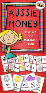 48 best money activities posters images on pinterest aussies