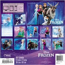 disney desk calendar 2017 disneys frozen 2016 desk calendar b anime books disney frozen