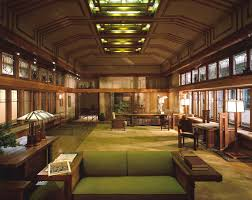frank lloyd wright home and studio interior google search