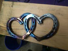 heart shaped horseshoes heart shaped horseshoes unicorn shoes blacksmith forged by