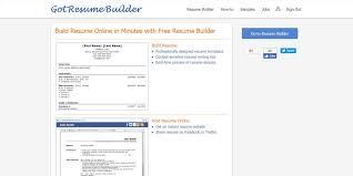 Easy Resume Builder Build Resume Online Lukex Co
