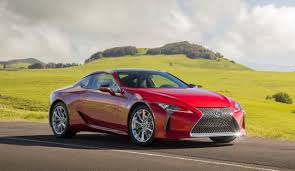 lexus performance coupe it cars u2014 the all new lexus lc 500 performance coupe a
