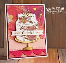 stampin up sweet soiree birthday pinterest cards card