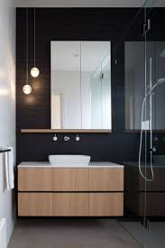 Modern Bathroom Mirrors by Best 25 Dark Vanity Bathroom Ideas On Pinterest Dark Cabinets